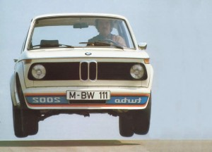BMW 2002 Flying