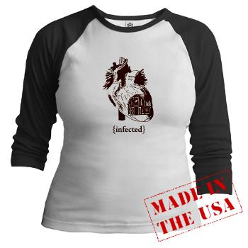 I Want this Shirt from Jenna Woginrich's Farm Story - http://www.cafepress.com/coldantlerfarm