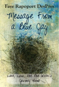 Message from a Blue Jay