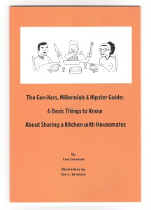 The Gen-Xers, Millennials, and Hipster Guide: 6 Basic Things to Know about Sharing a Kitchen with Housemates