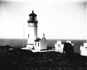 The Lighthouse at Cape Disappointment