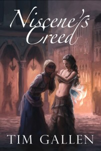 Niscene's Creed cover