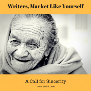 Writers, Market Like Yourself