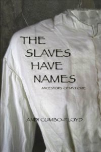 The Slaves Have Names - Original Cover