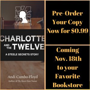 PreOrder Charlotte and the Twelve for just $0.99