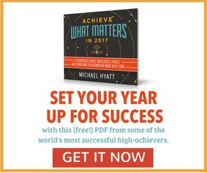 Get Your FREE ebook - Achieve More in 2017