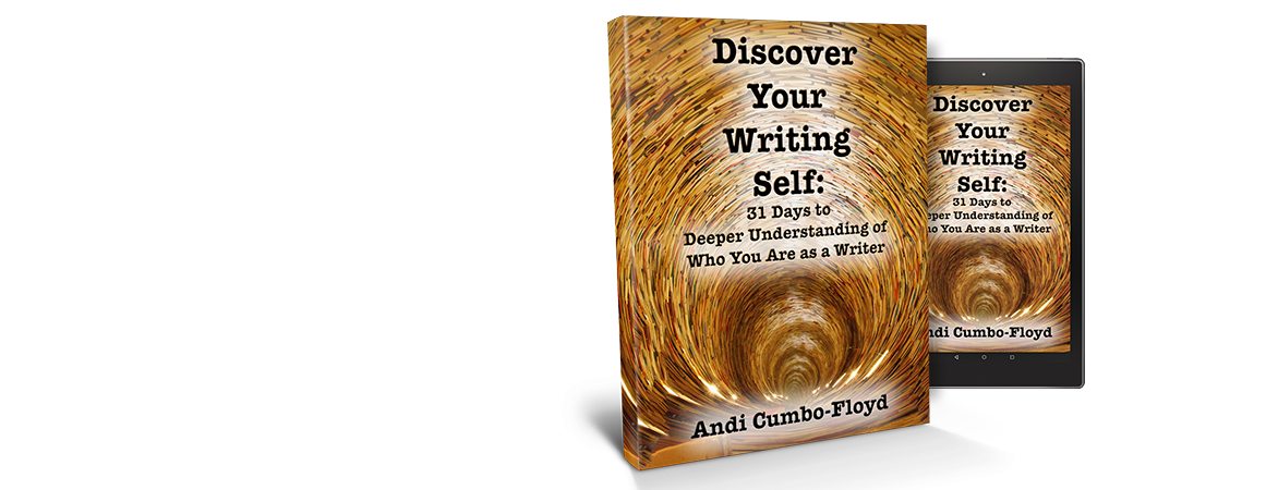 Discover Your Writing Self Book Cover