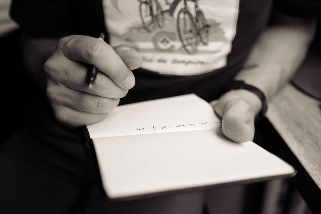 Note to Self: A Freelance Editor Looks Back by Blake Atwood