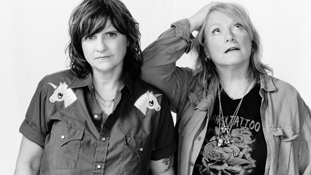 The Indigo Girls, Show Openers, and Trying New Artists