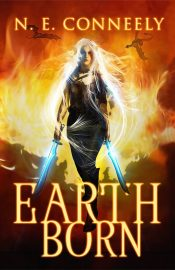 EarthBorn book cover