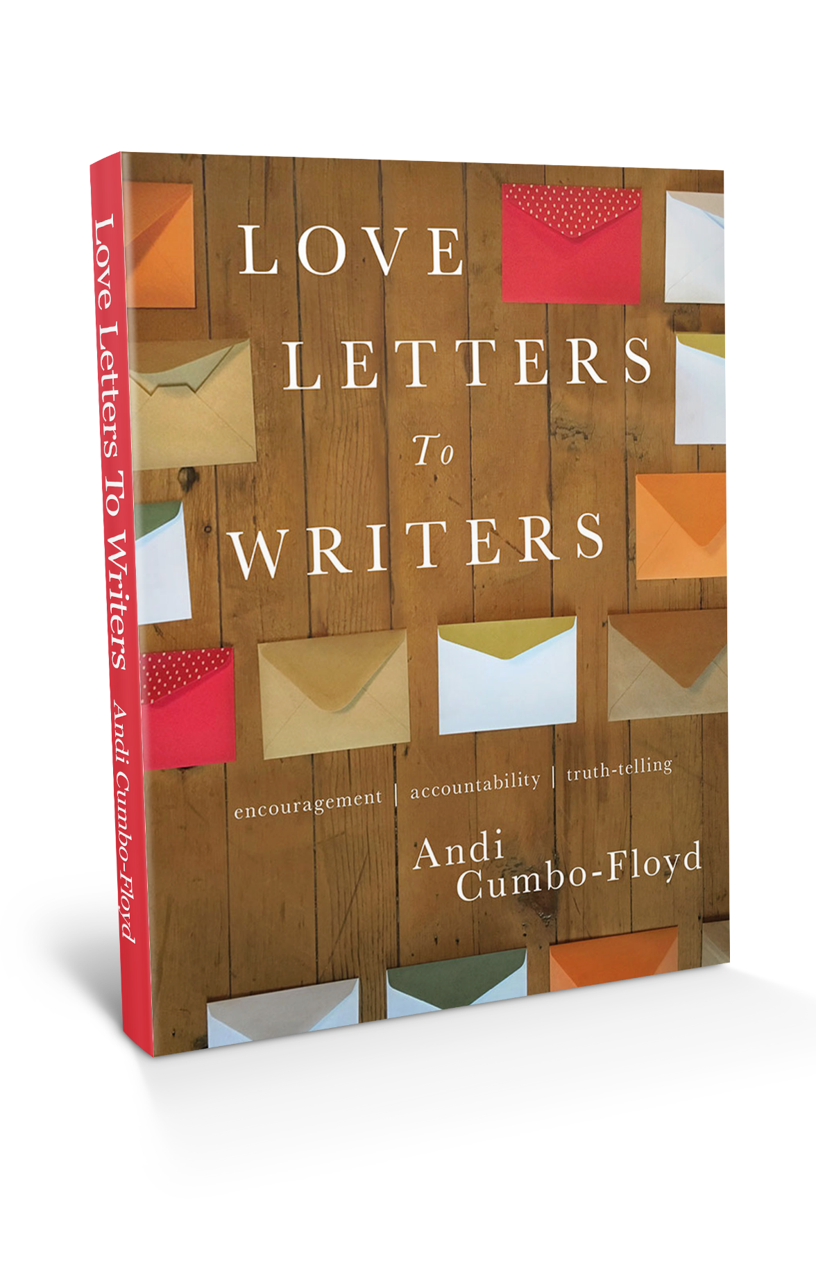 Love Letters to Writers book cover