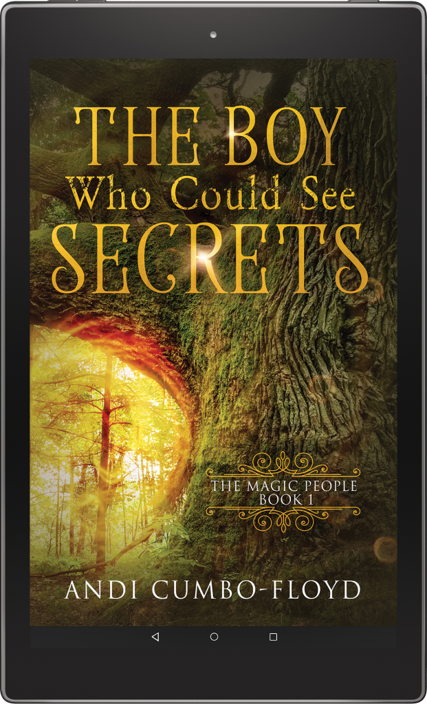 The Boy Who Could See Secrets Kindle Fire eBook