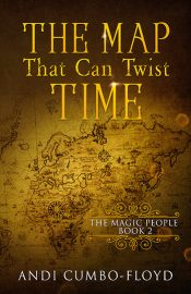 The Map That Can Twist Time book cover