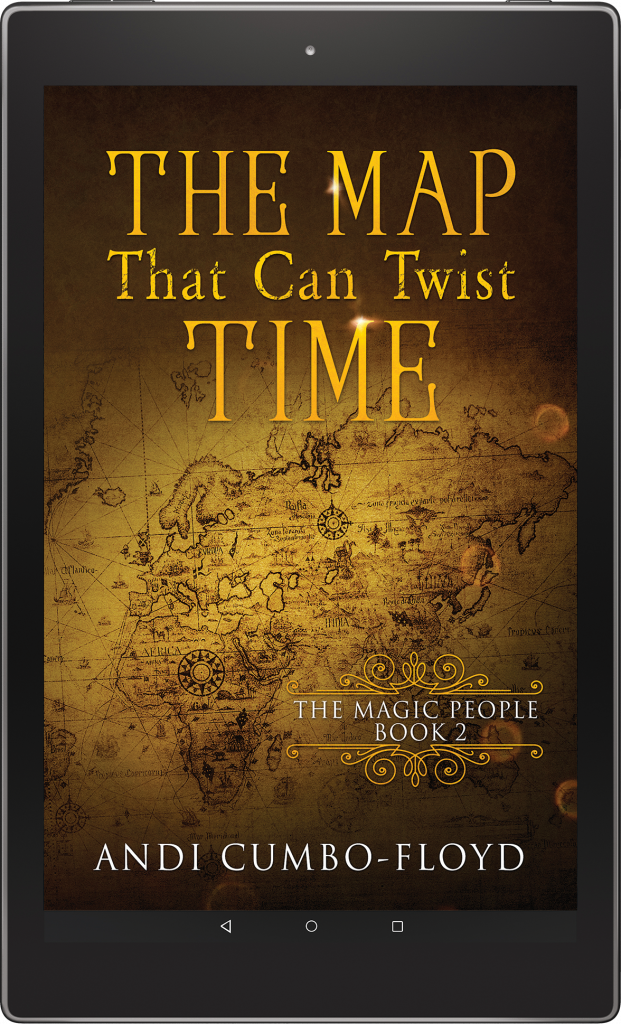 The Map That Can Twist Time Kindle Fire eBook